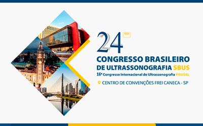 Congresso Brasileiro de Ultrassonografia da SBUS